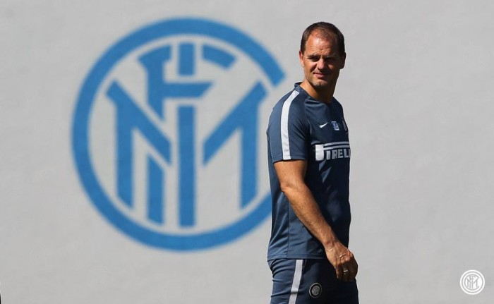 """De Boer: """"Inter, possiamo crescere. Juve grandesquadra ma manca qualcosa"""""""