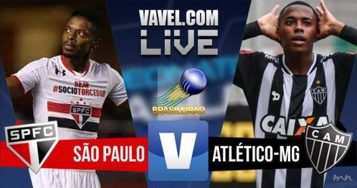 Resultado São Paulo x Atlético-MG (1-2)