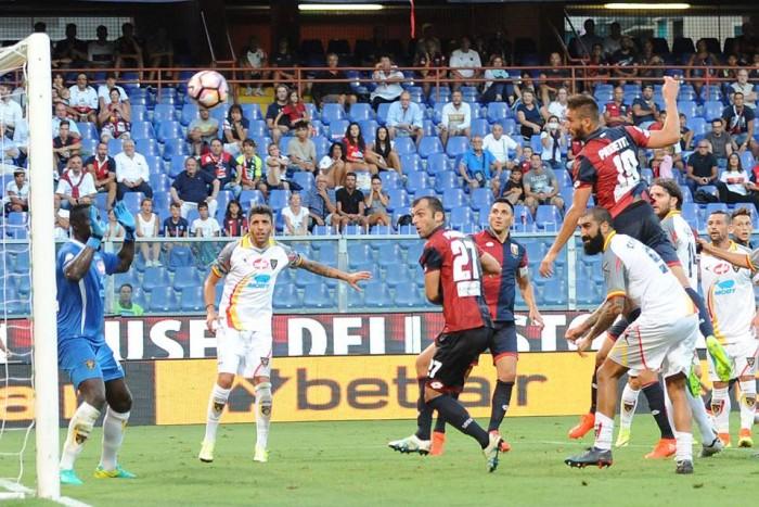 Tim Cup - Genoa al cardiopalma, Lecce tutt'altro che da Lega Pro. Finisce 3-2
