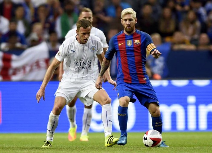 ICC, il Barcellona spazza via il Leicester: 4-2 a Stoccolma