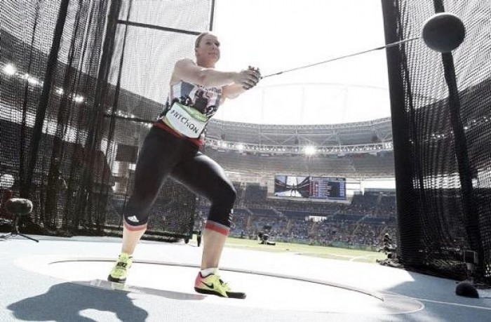 Rio 2016: Sophie Hitchon's bronze gives Great Britain their first ever hammer throw medal