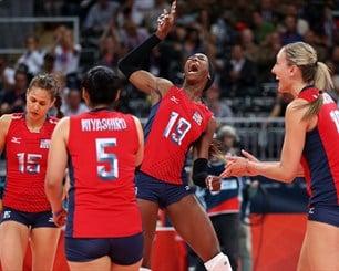 Brasil – Estados Unidos será la final del volley femenino indoor