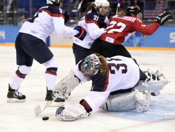 Sochi 2014: State of Team USA Women's Hockey after loss to Canada