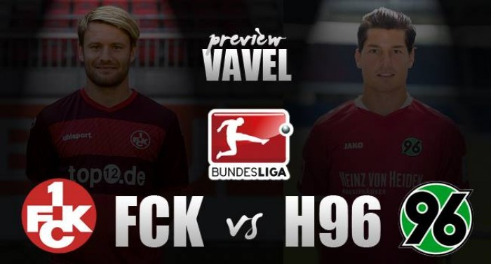 1. FC Kaiserslautern v Hannover 96: Two heavyweights set to open the 2. Bundesliga season