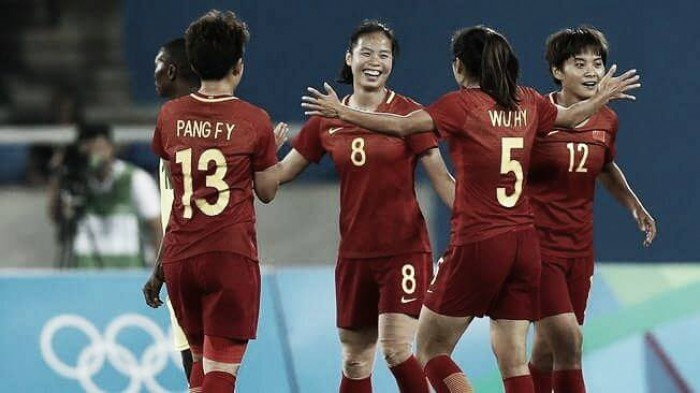 South Africa 0-2 China: The Steel Roses emerge victorious in their second group game
