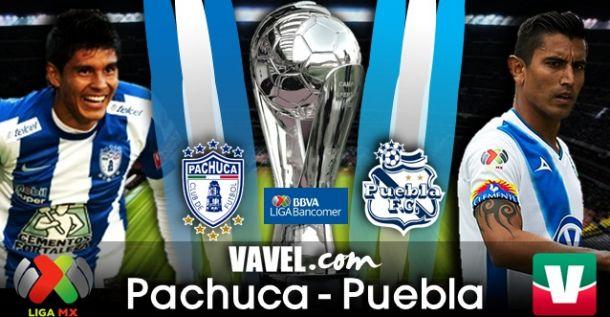 Resultado Pachuca - Puebla en Liga MX 2014 (1-2)