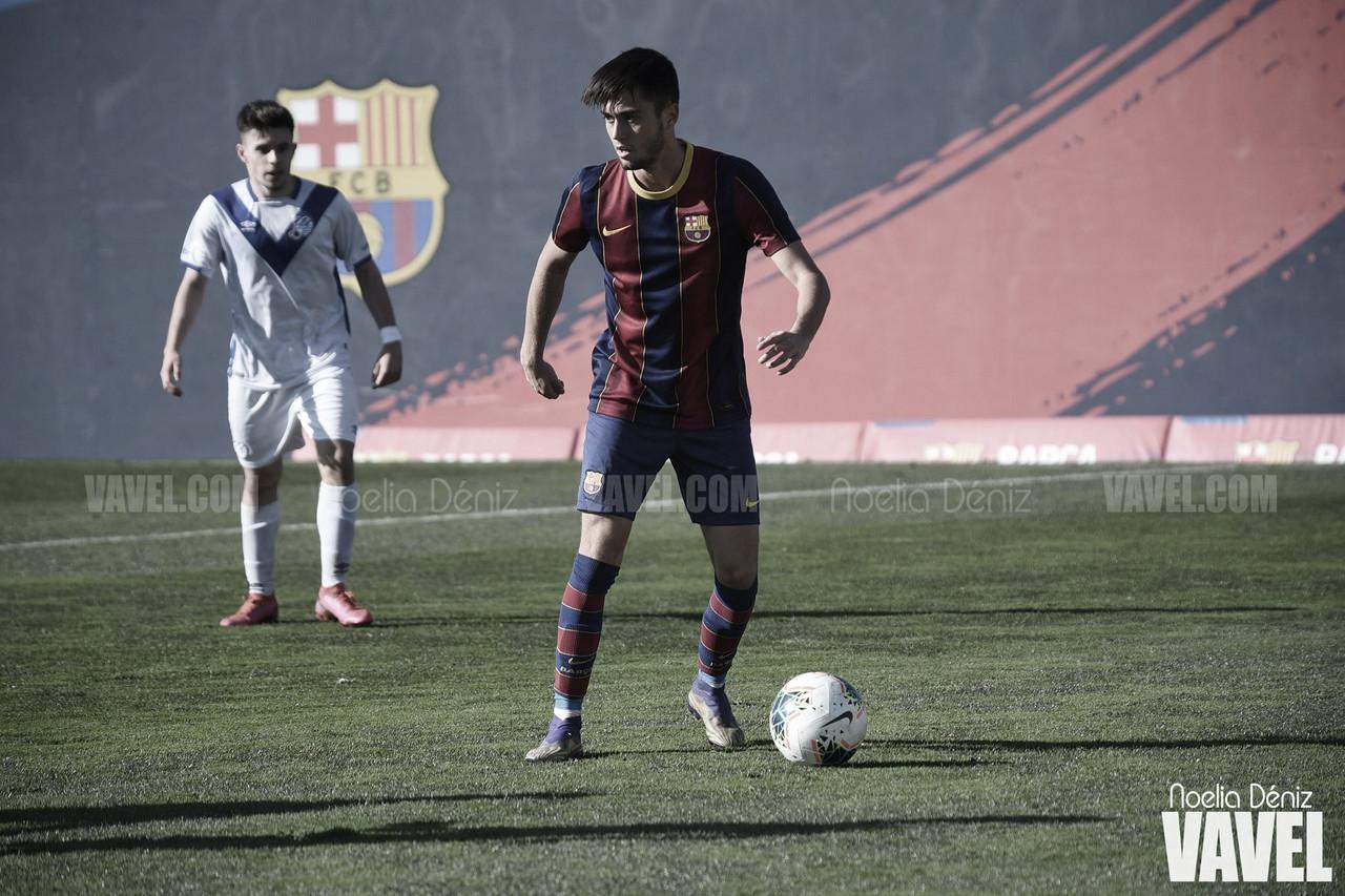 La convocatoria del Barcelona B
