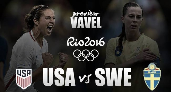 USA vs Sweden Preview: Can the World champions improve in the knockout stages?