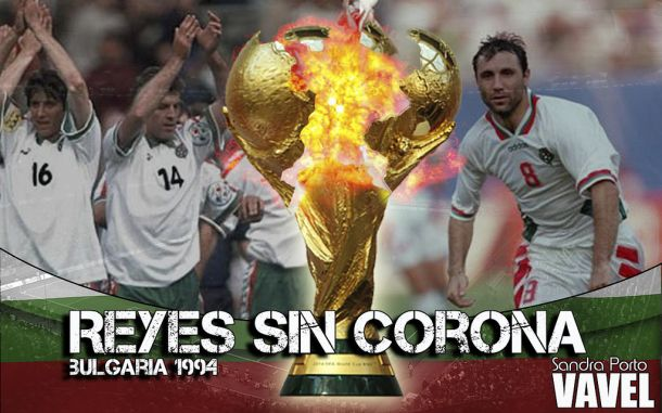 Reyes sin corona: Bulgaria 1994