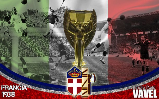 Historia de los Mundiales: Francia 1938