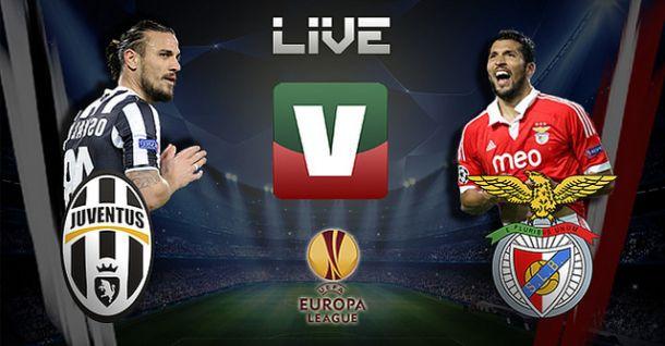 Benfica x Juventus, Liga Europa