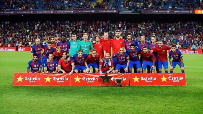 Tv: Su Sportitalia Barcellona-Sampdoria per il Trofeo Gamper