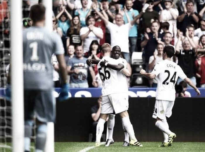 Swansea City 1-0 Stade Rennais: Swans head into the new season with a victory