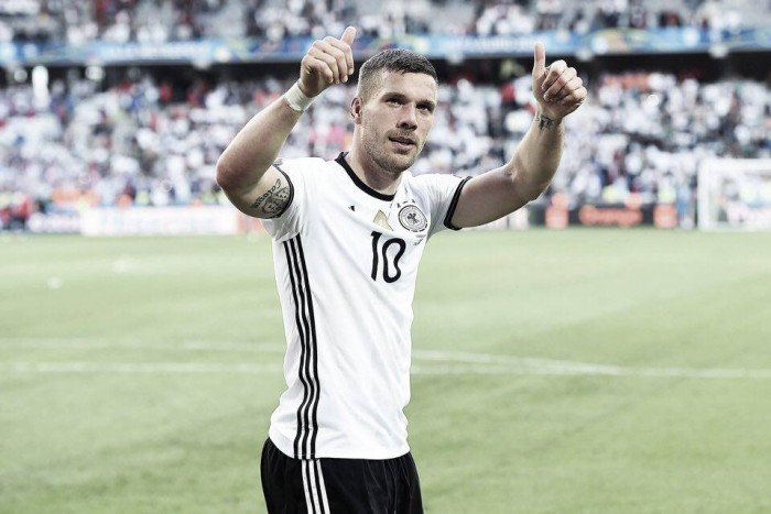 Podolski tritt aus DFB-Elf zurück