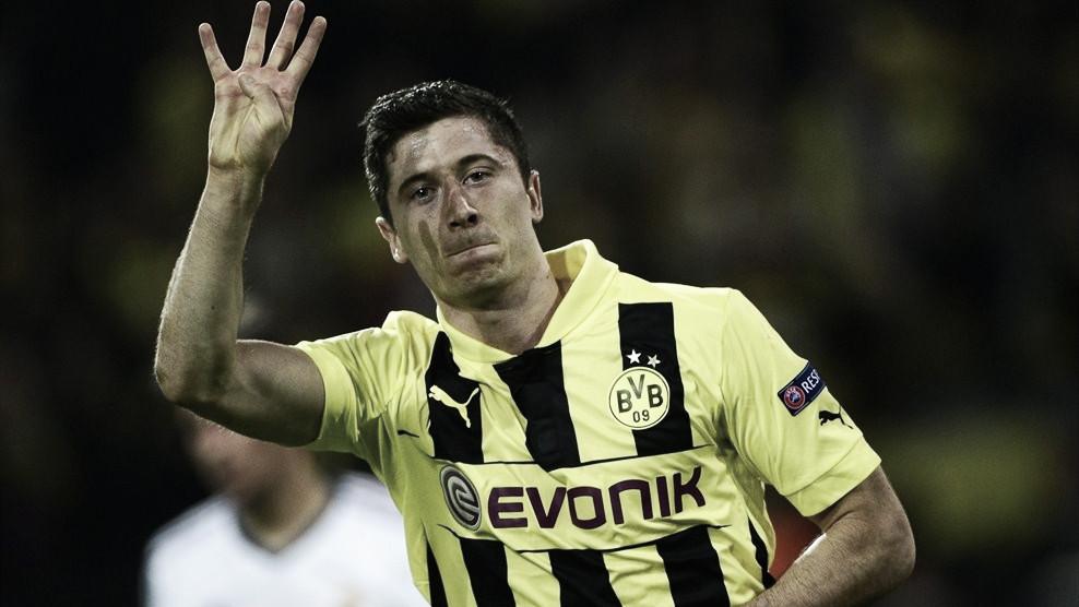 Intensidade e eficiência dão ao Dortmund a vitória sobre o Real Madrid