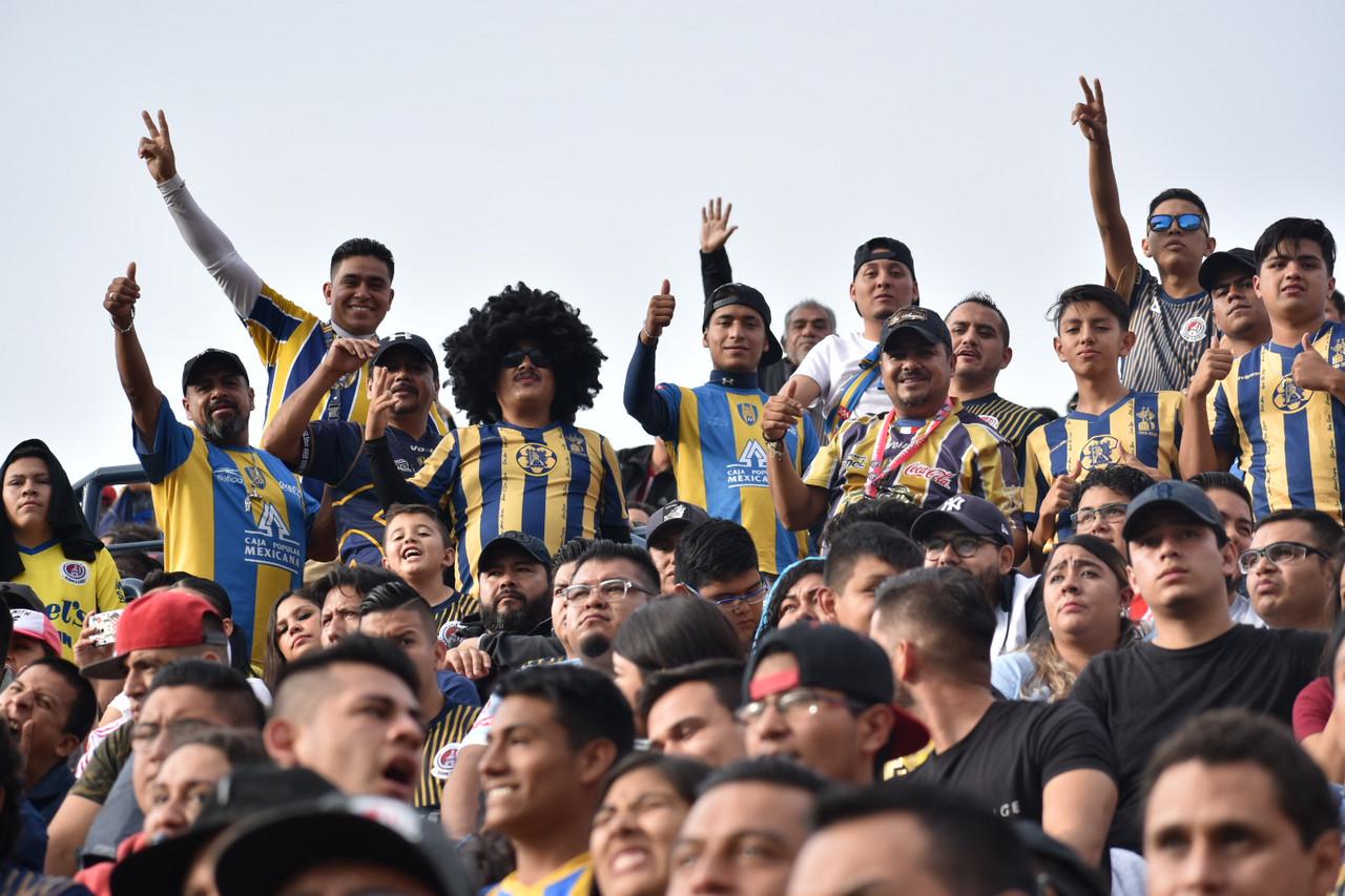 Atlético de San Luis devolverá el boletaje vs América