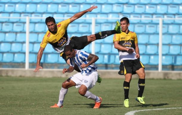 Mesmo após empate, Ronaldo Alves e Escudero vêem evolução na equipe
