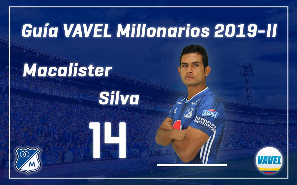 Análisis VAVEL, Millonarios 2019-II: David Macalister Silva