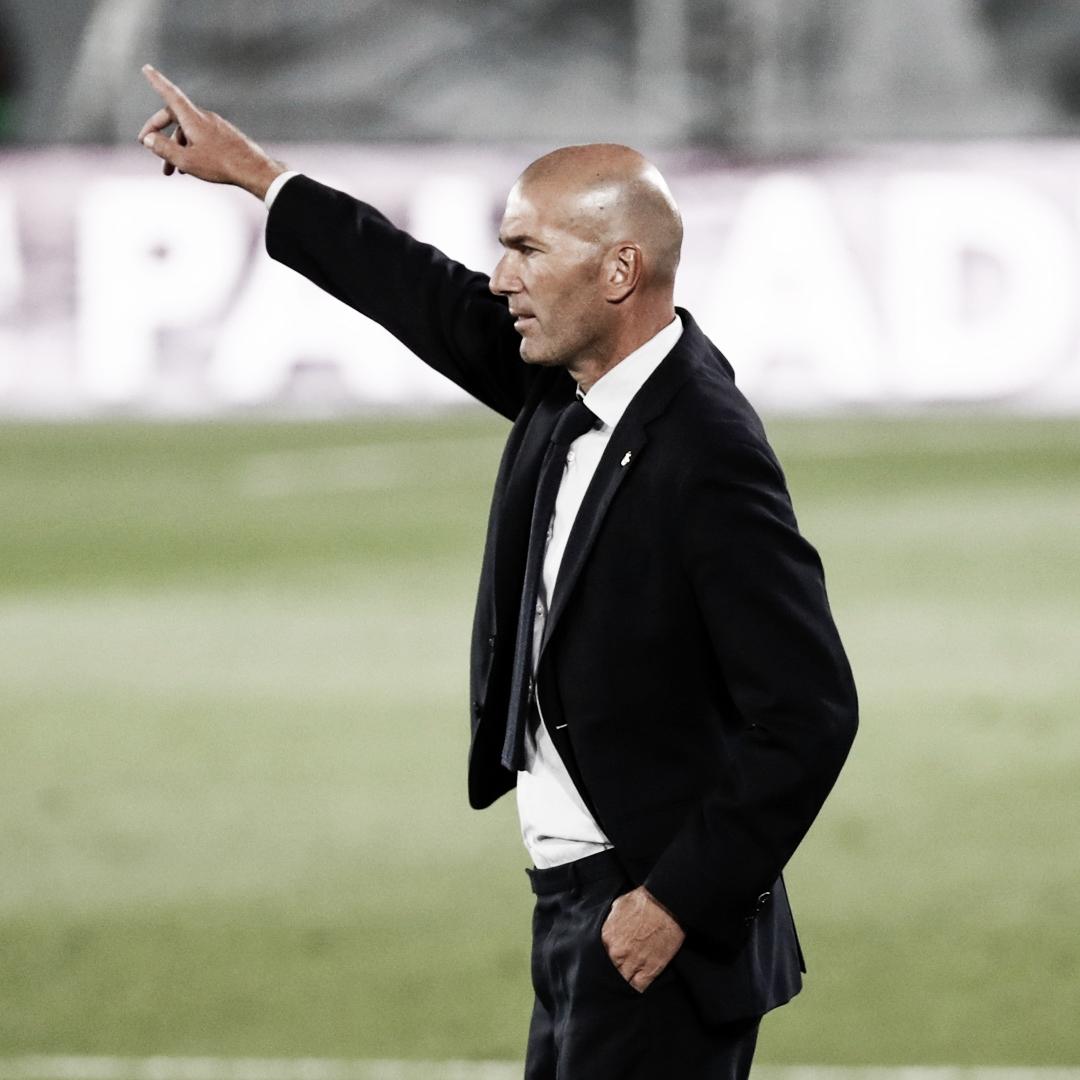 Zidane suma y sigue: cumple 140 partidos como entrenador del Real Madrid