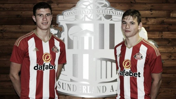 Sunderland complete double signing of Paddy McNair and Donald Love