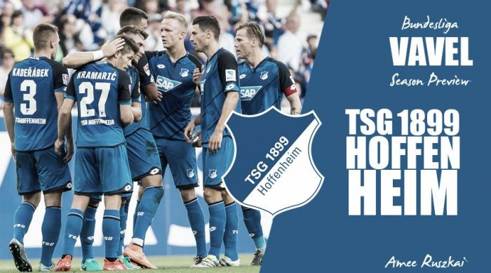 TSG 1899 Hoffenheim - Bundesliga 2016-17 season preview: Can the league's youngest ever coach help die Kraichgauer realise their potential?