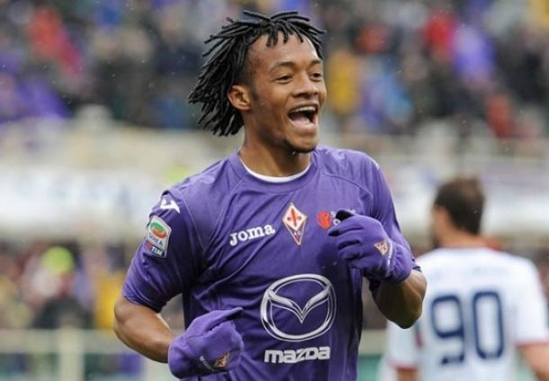 Cuadrado to sign new deal at Fiorentina