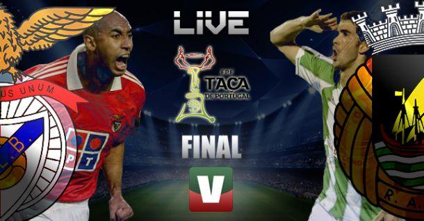 Final da Taça de Portugal 2014: Benfica x Rio Ave