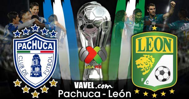 Resultado Pachuca - León en Final Liga MX 2014 (0-2)