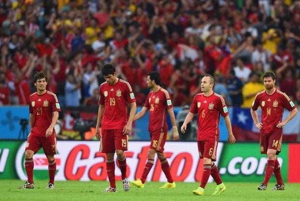 Clamoroso al Maracanà: la Spagna saluta i Mondiali!