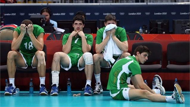 Italia, bronce en el volley masculino indoor