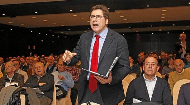 Javier Zabaleta no se presentará a la elecciones de Osasuna
