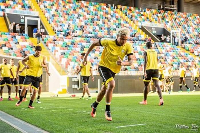Udinese - Iachini le prova tutte