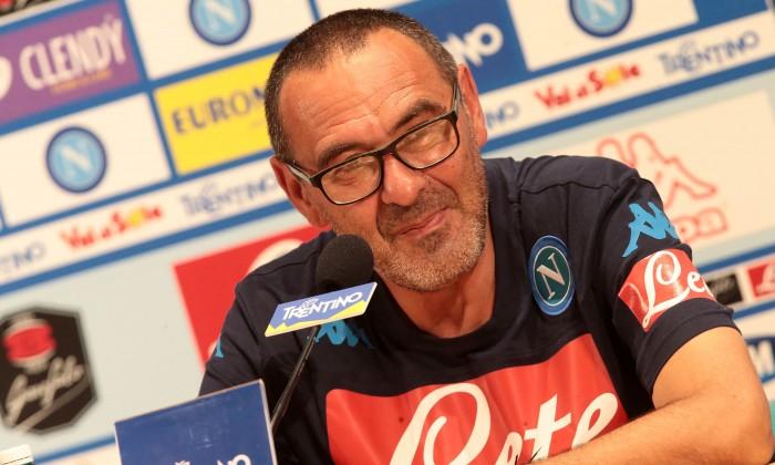 """Napoli, Sarri e le insidie del Frosinone: """"Non è ammessa superficialità"""""""