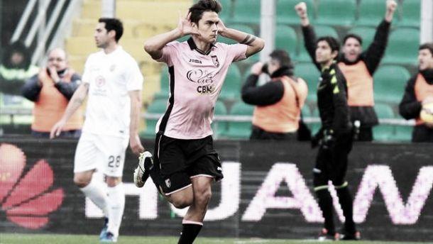 Il Palermo torna a sognare, battuto 2-1 il Verona