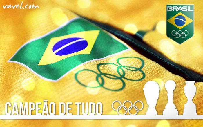 Weverton pega pênalti, Neymar decide e Brasil bate Alemanha para conquista do ouro inédito