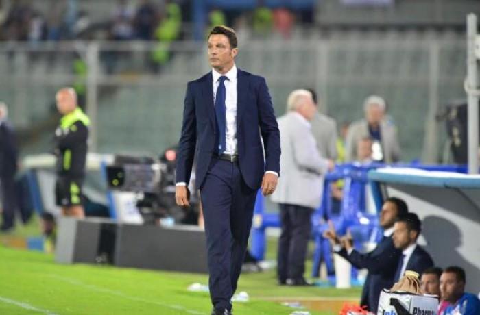 "Pescara, parla Oddo: ""Punta? Ho Bahebeck. Brugman e Aquilani possono giocare insieme"""