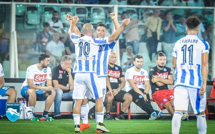 E' Oddolandia anche in Serie A: i numeri da record del Pescara
