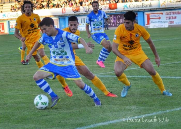 Burgos - Arandina: ¿intrascendente Copa RFEF?