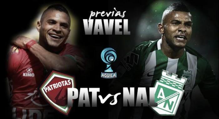 Previa Patriotas FC - Atlético Nacional: A cerrar el pasaje a la semifinal