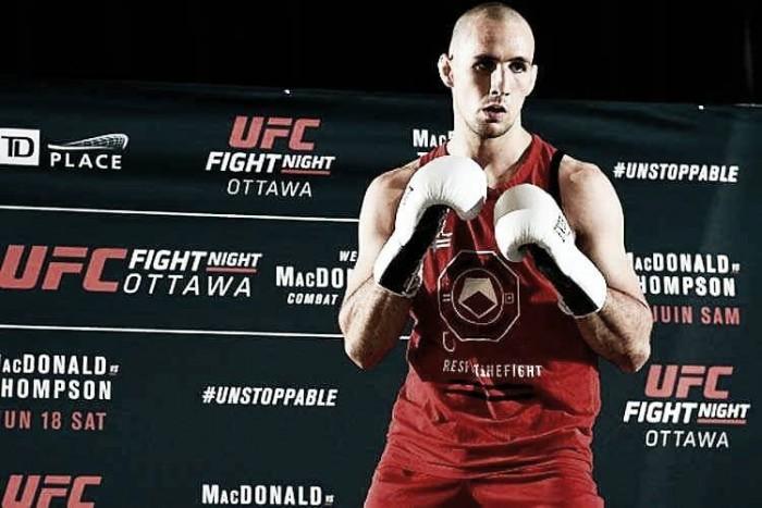 Canadense Rory Macdonald assina com Bellator após fim de contrato com UFC