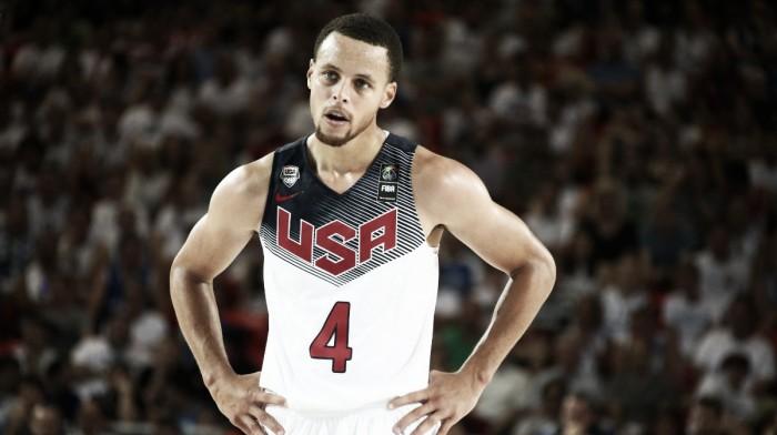 Stephen Curry anuncia que não jogará os Jogos Olímpicos do Rio para tratar lesão no joelho