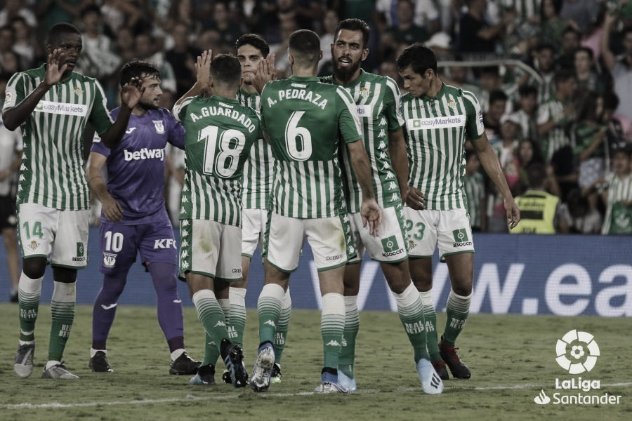 Real Betis Balompié, 112 años de historia
