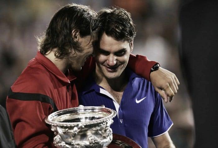 Relembre a emocionante final de 2009 entre Federer e Nadal no Australian Open