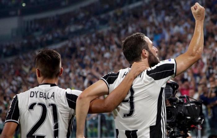 Juventus-Fiorentina, i Convocati di Allegri (Serie A 2016-17)