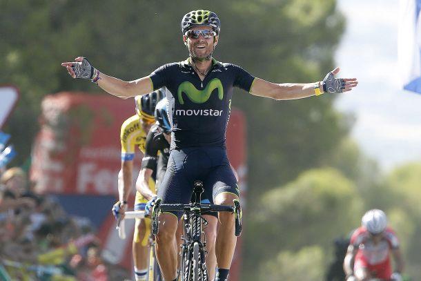 """Alejandro Valverde: """"Ha sido mi mejor temporada con diferencia"""""""