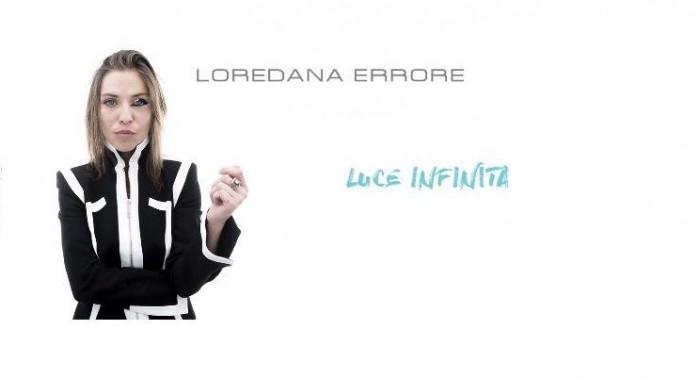 Luce Infinita: il nuovo album di Loredana Errore