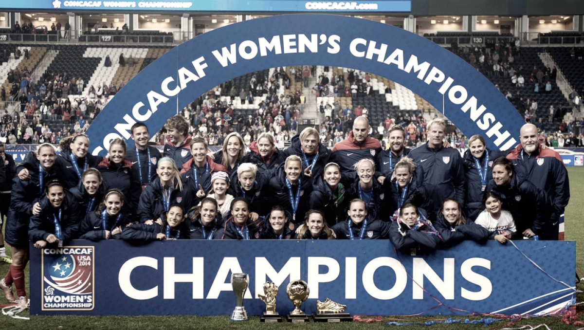 USA set to Host 2018 Women's CONCACAF Championship