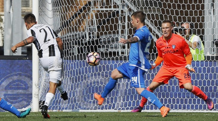 Empoli - Juventus 0-3, Dybala e Higuain esaltano: le parole dei bianconeri