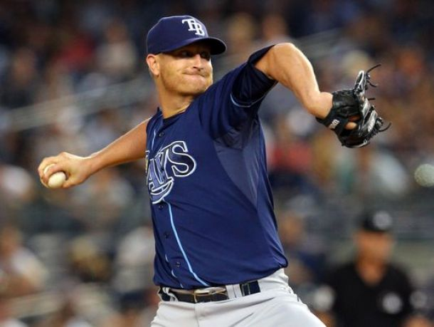 The New Ace: The Alex Cobb Story