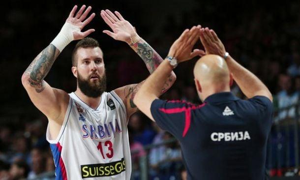 Eurobasket 2015, alle 18.30 c'è Serbia - Repubblica Ceca: serbi troppo forti?